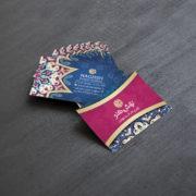 کارت ویزیت شماره ۴ – فرش
